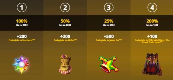 Bonus Euro Paket - 13988