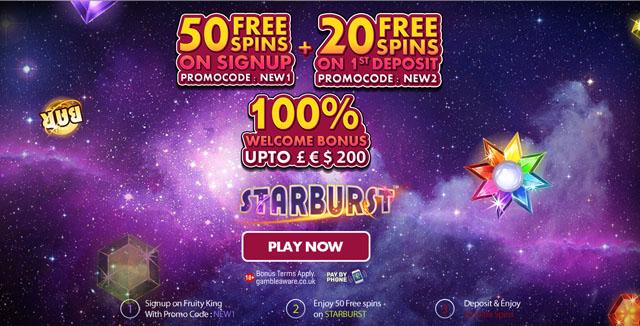 Bonus Spela Casino - 9780
