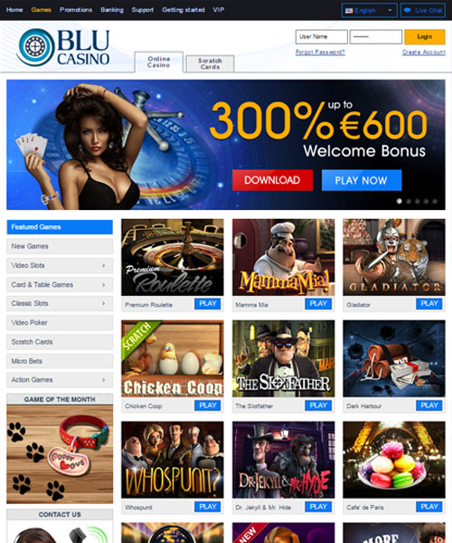 Malta Casino online - 98441