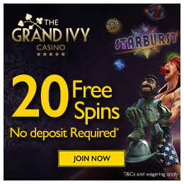 Casino Regeln Grand Ivy - 81824