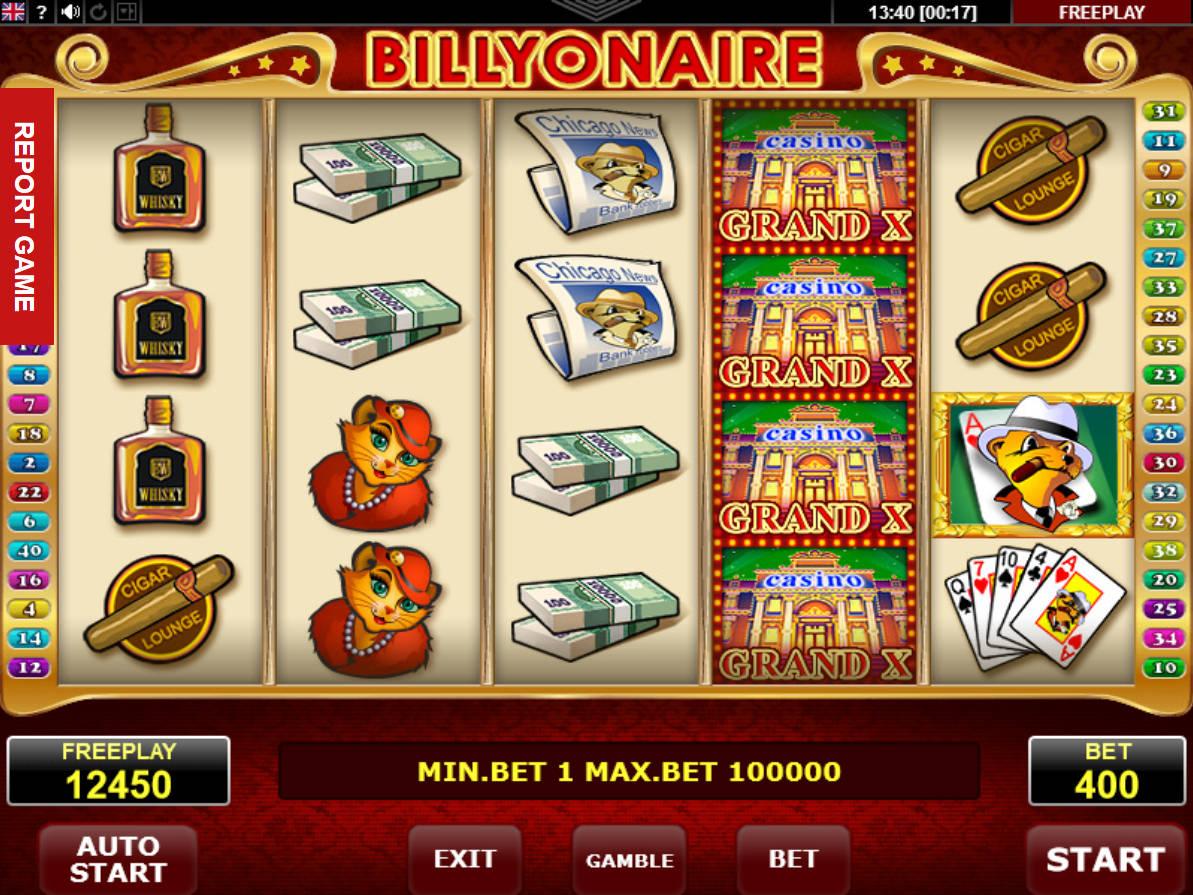 Online Casino Automat - 3255