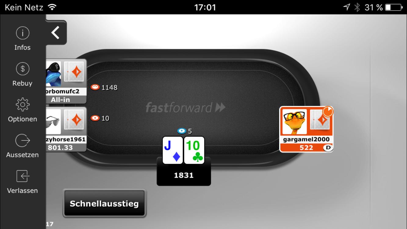 Unterschiedliche Spielertypen App - 35625