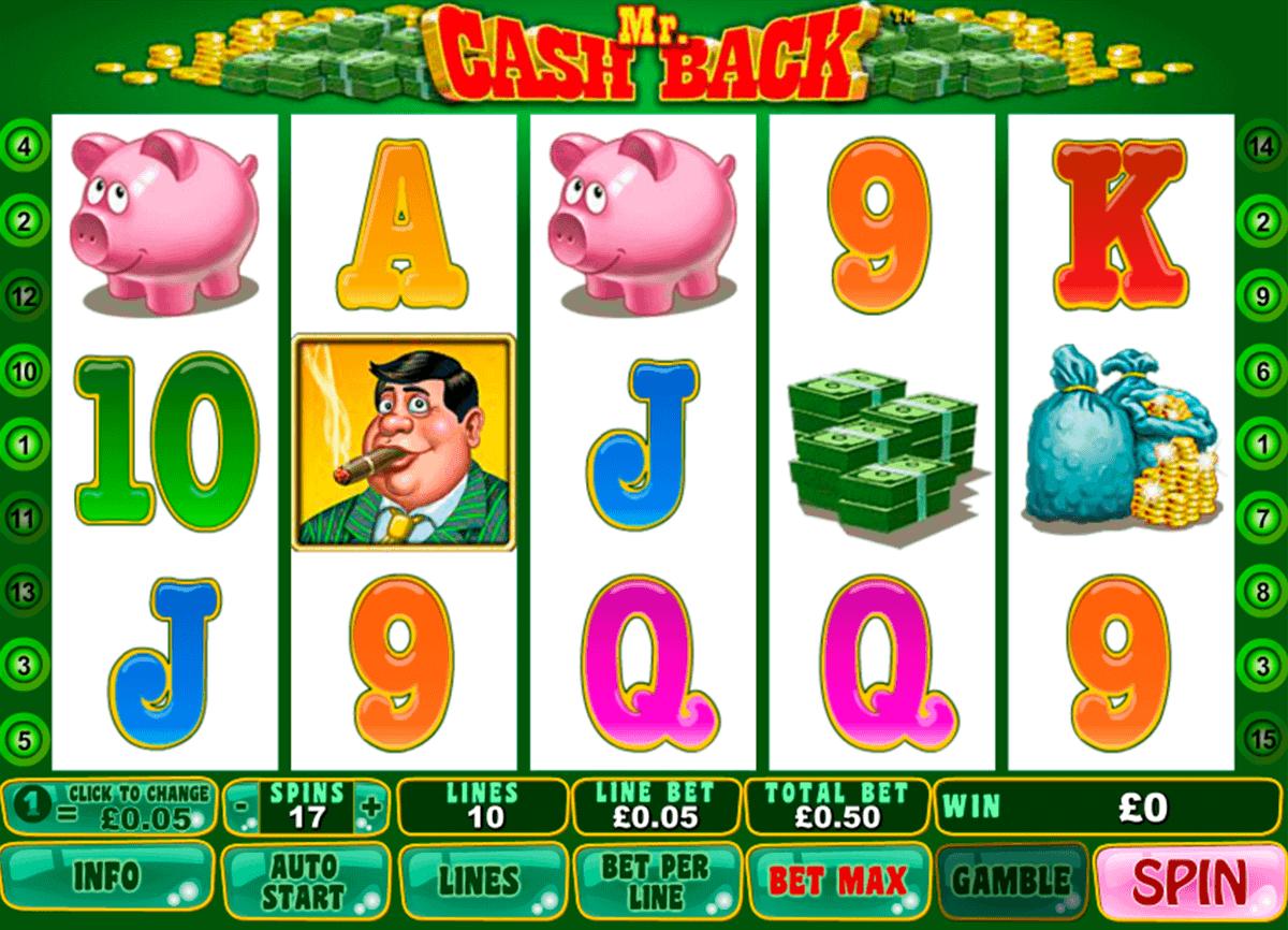 Cashback online Casino Disco - 77618