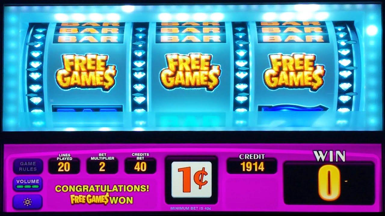 Casino 20 free Spins - 20110