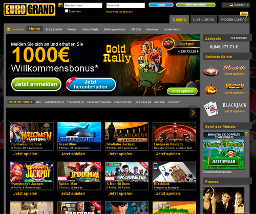 Casino Bonus Spiele - 36638