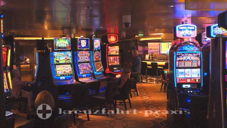 Casino Club auf Kreuzfahrtschiffen - 60907
