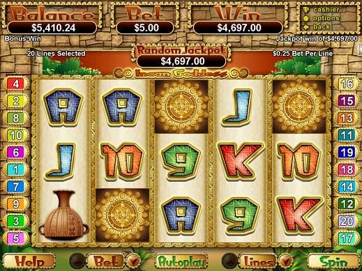 Casino Jackpot Gewinner - 32247
