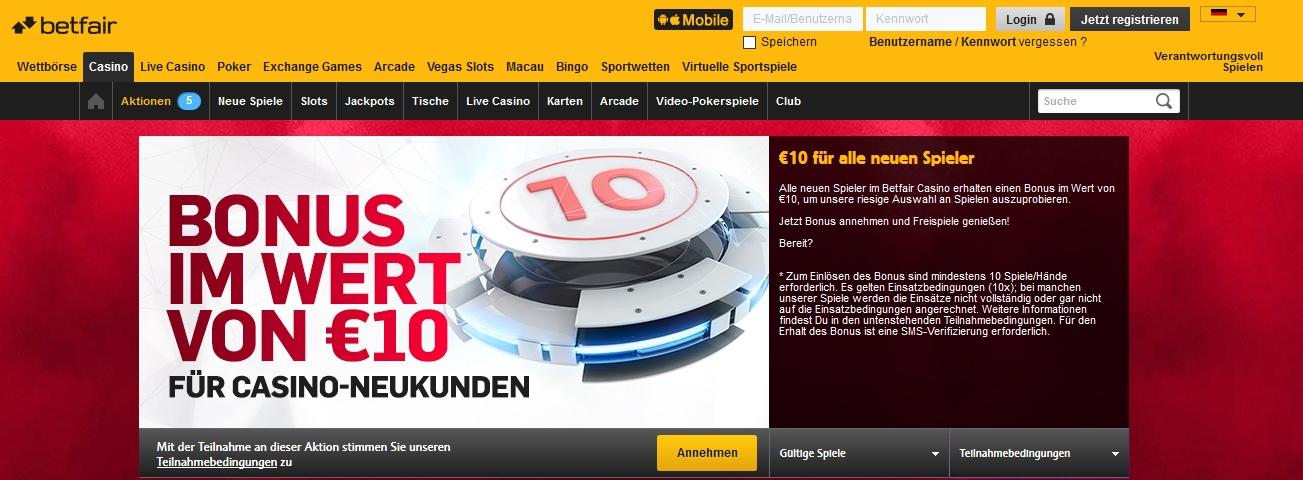 Casino Jackpot Gewinner Freispiele - 37090
