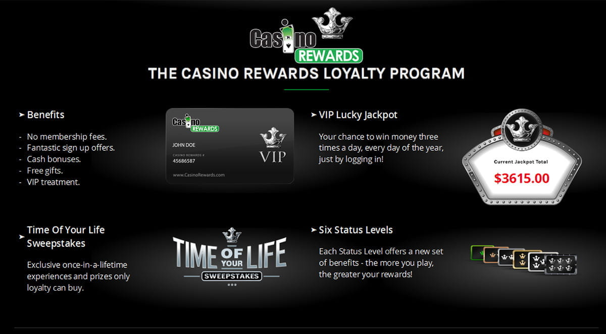 Casino Rewards - 5777
