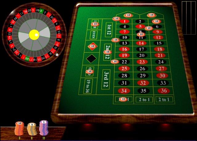 Casino Roulett - 43628