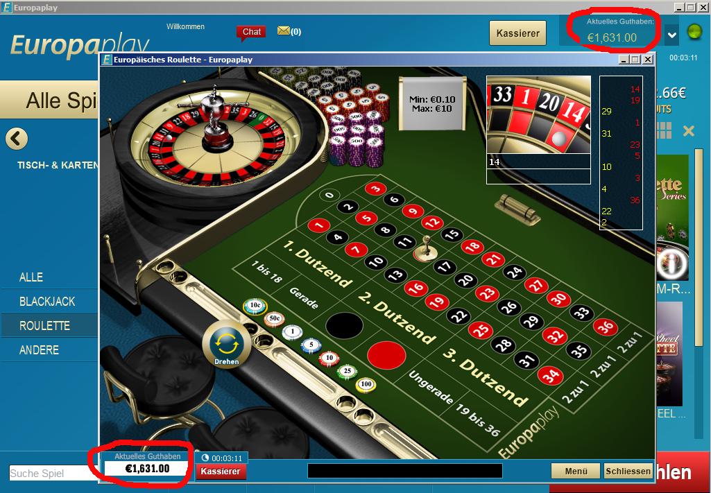 Echtes Casino mit - 60549