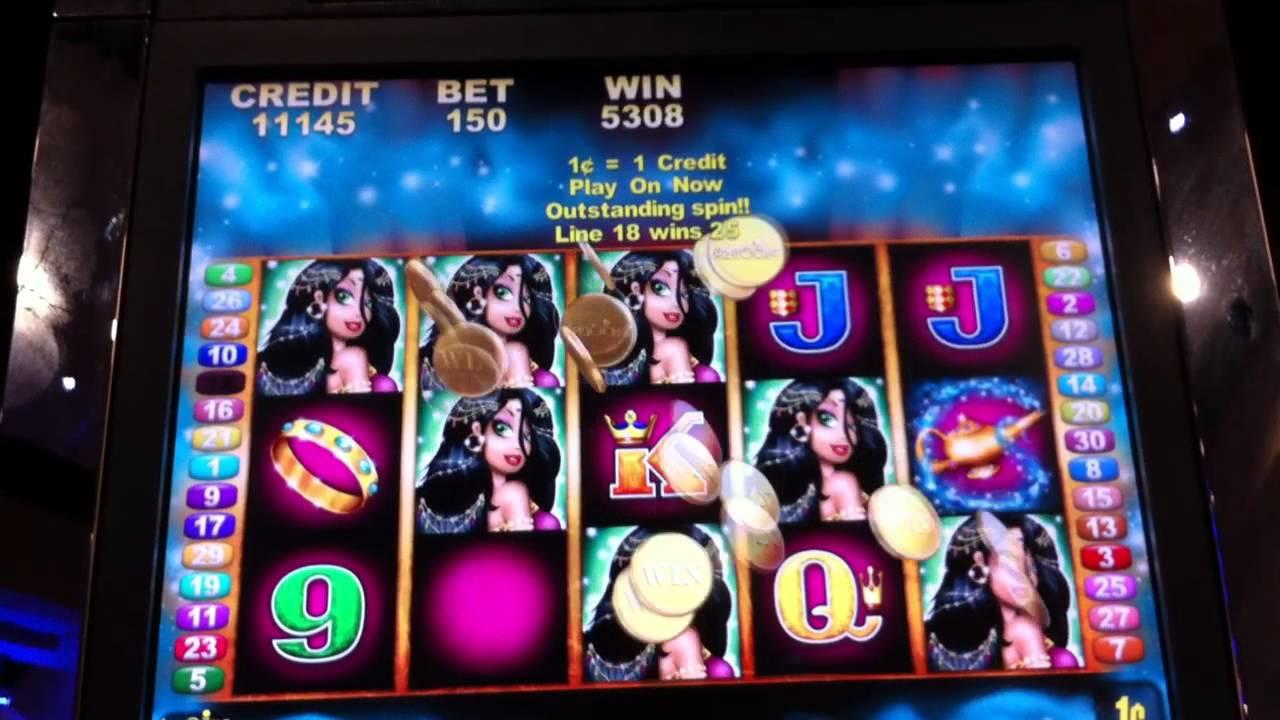 Gewinnspiel Slot Machine