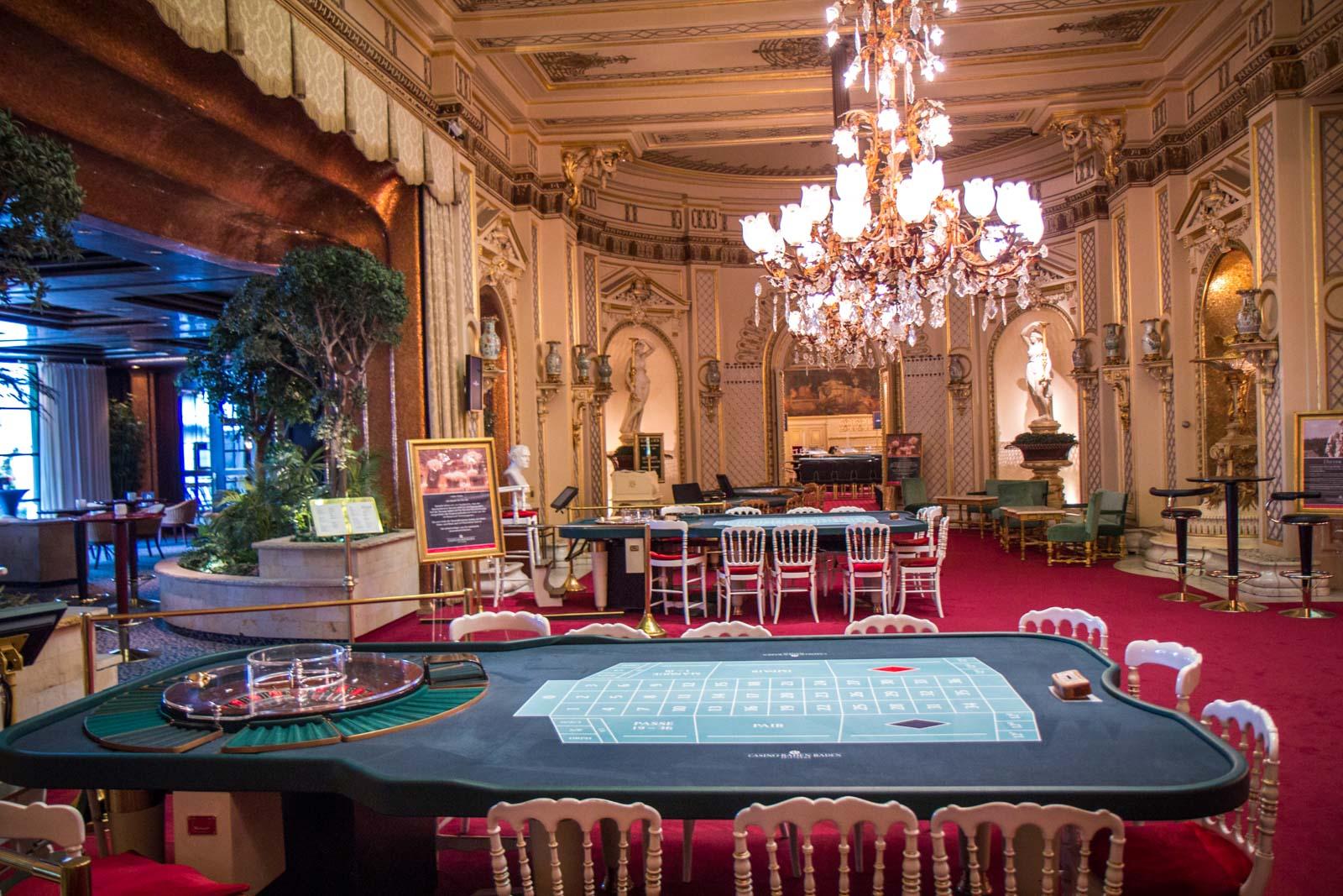 Casino Baden Gutschein - 47809