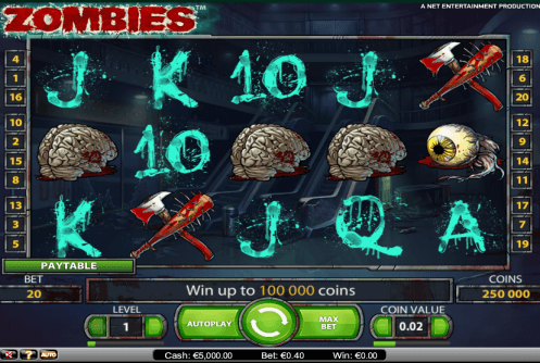 Zombies online Hopa - 36322