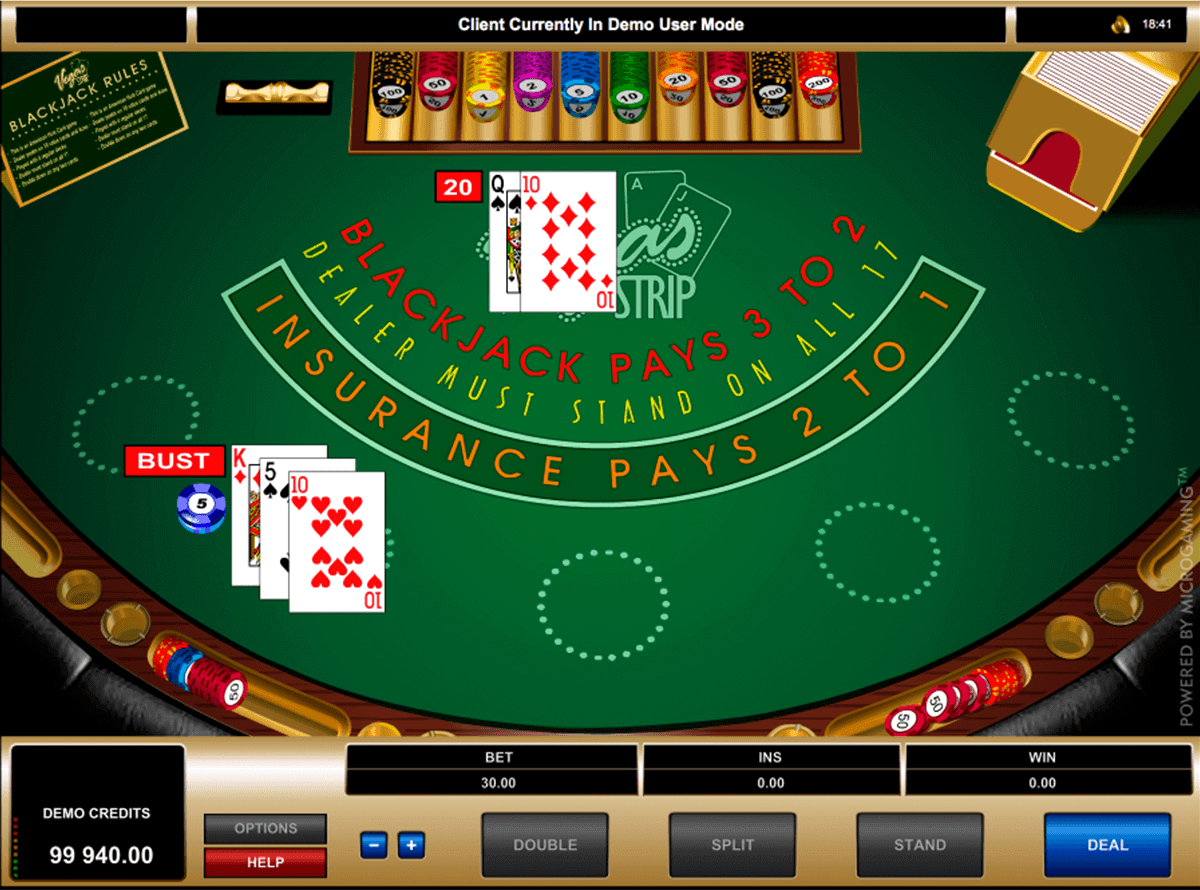 Black Jack Tabelle Decks - 63757