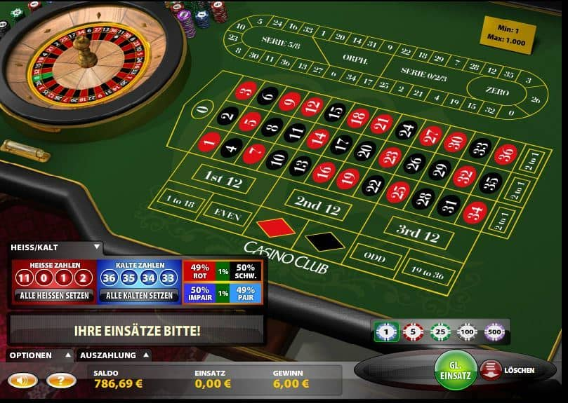 Spielbanken Internet site - 50818
