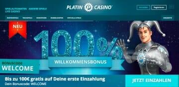 Deutschland Freispiele Platin - 43868