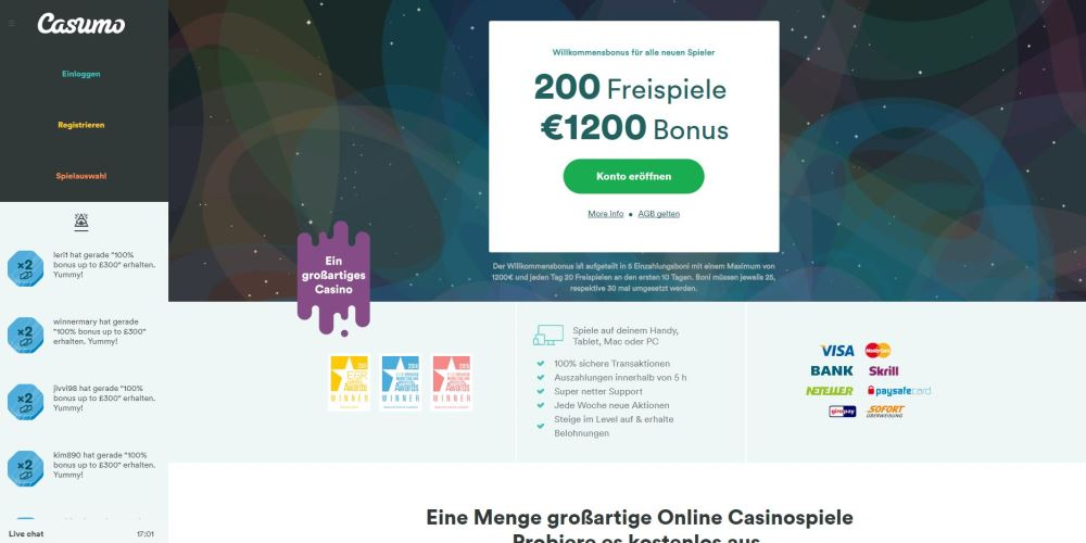 Casino Freispiele Bei - 52649