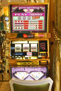 Spielautomat Münzen Fallen - 39802