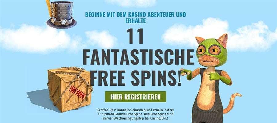 Casino Bonus Freispielen - 22060