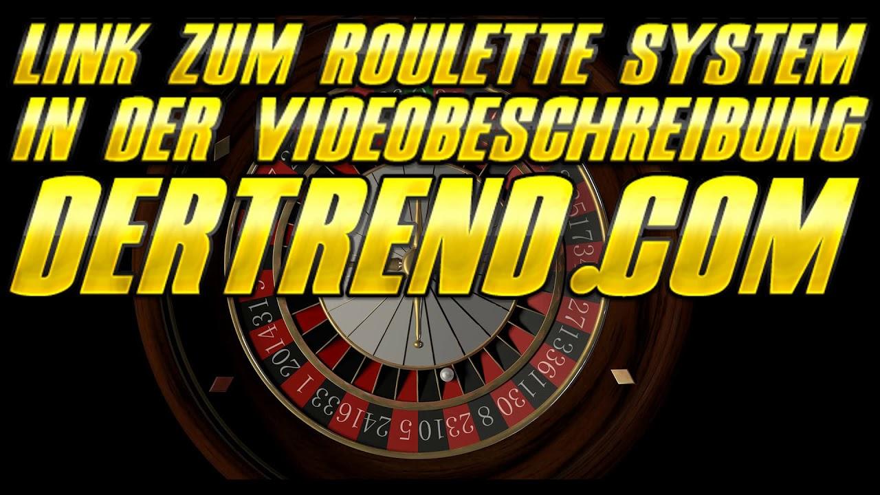 Roulette Reihenfolge Gefallener - 81820