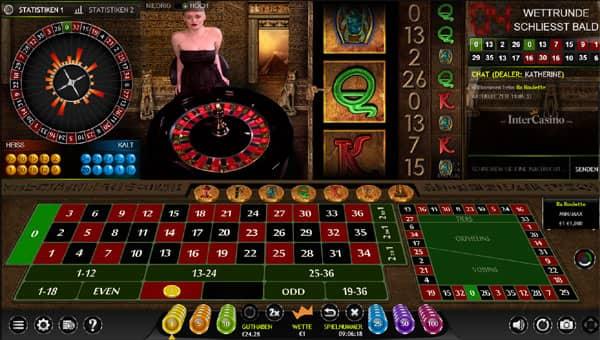 Intercasino Hopa Casino Roulette - 65489