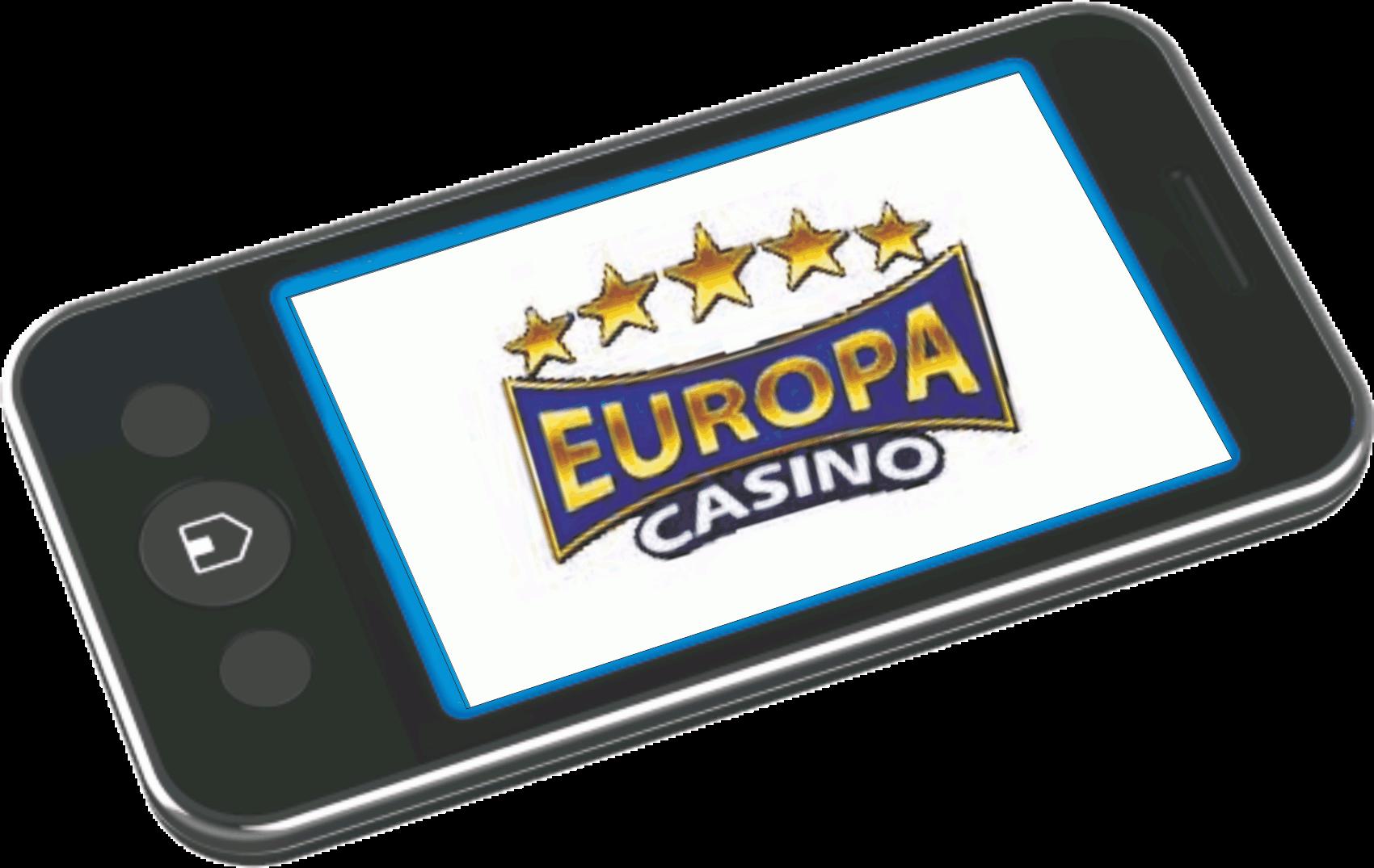 Europa Casino app - 35015
