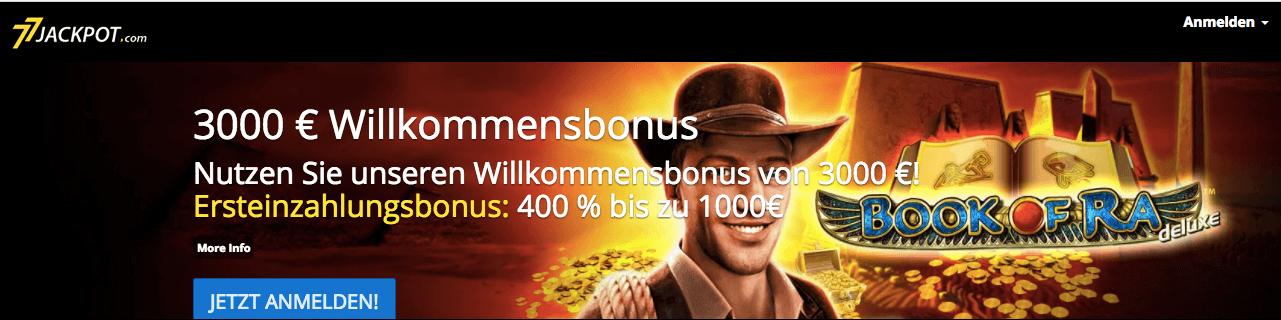Spielen 77 Jackpot - 36618