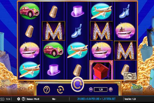 Monopoly Echtgeld Gewinner Top - 28536
