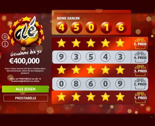 Lotto mit - 17390