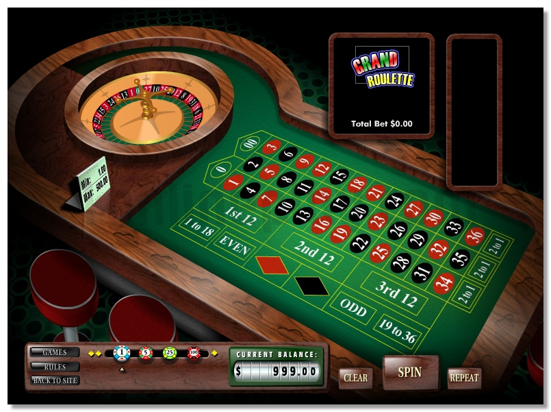 Farbserie Roulette Grand - 79163