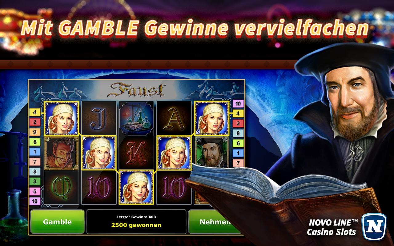 Faust gratis Platin Casino - 34188