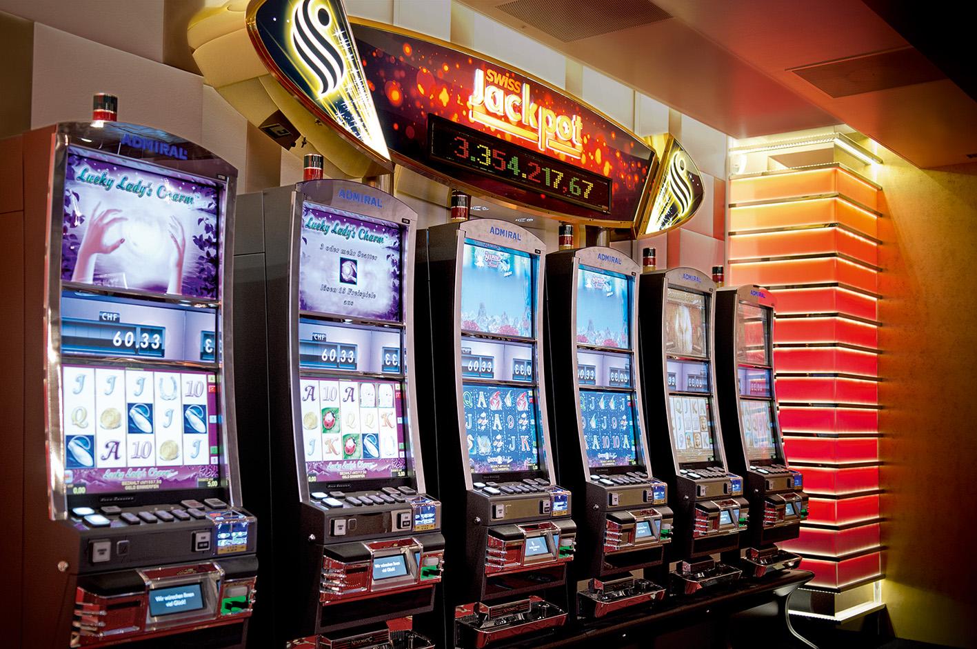 Spielweise Spielautomaten - 70923