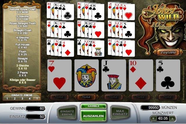Spielbank Gewinne - 99060