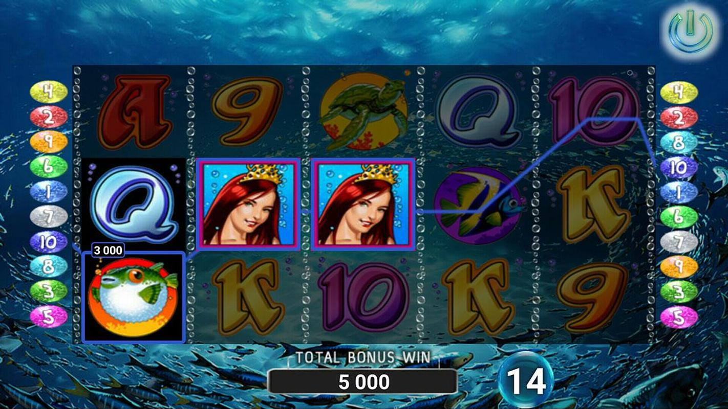 Free Slot Deutsch Mermaids - 27639