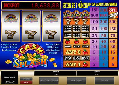 Gewinnchance Spielautomat Auszahlung - 63898