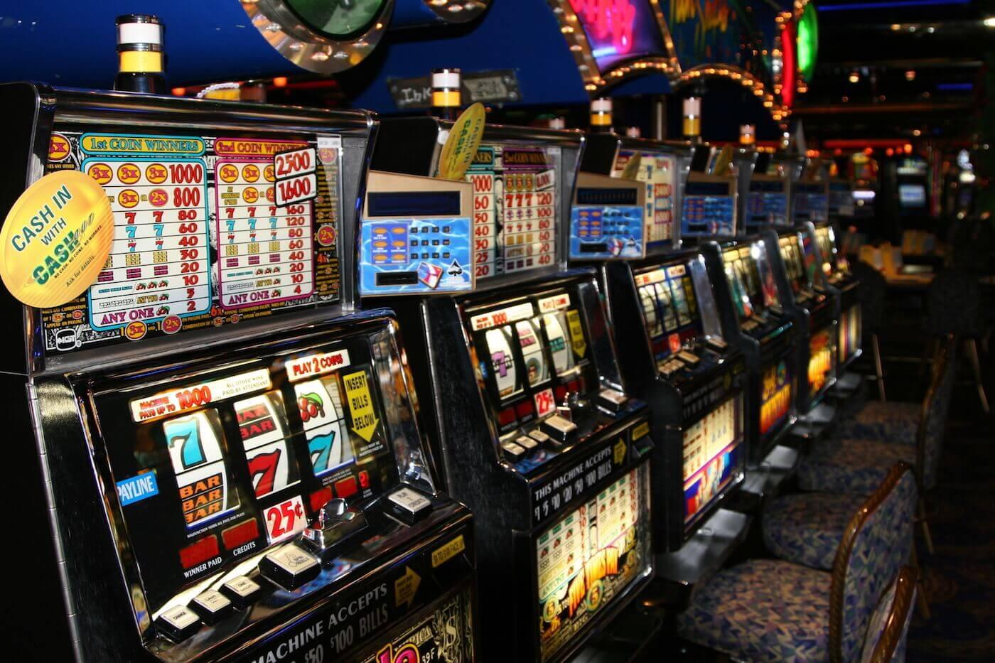 Gewinnchance Spielautomat Internationale - 92334