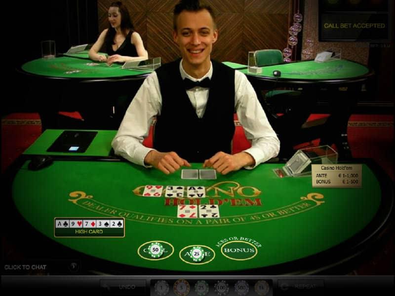 Live Casino - 76243