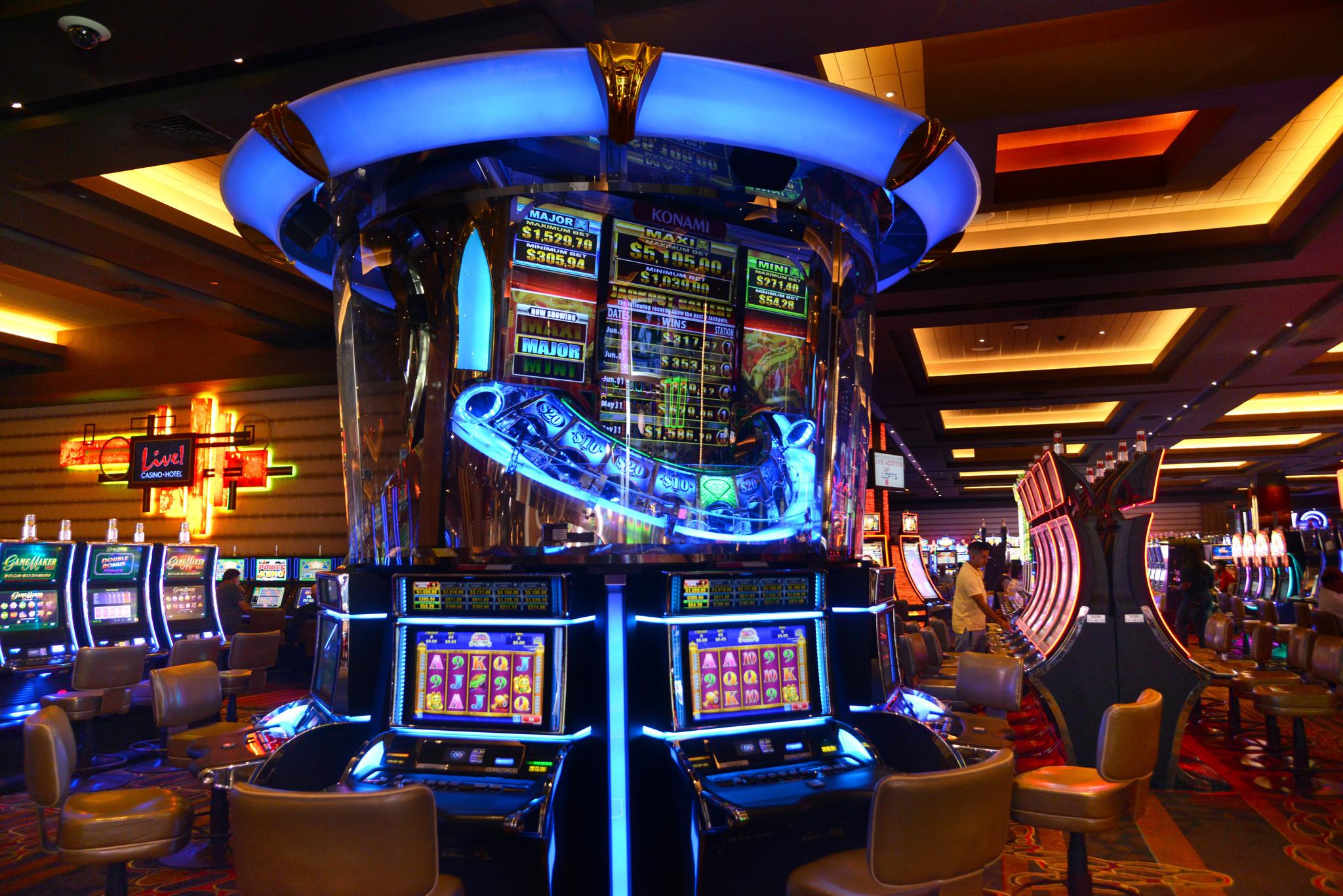 Live Casino online spielen - 19452