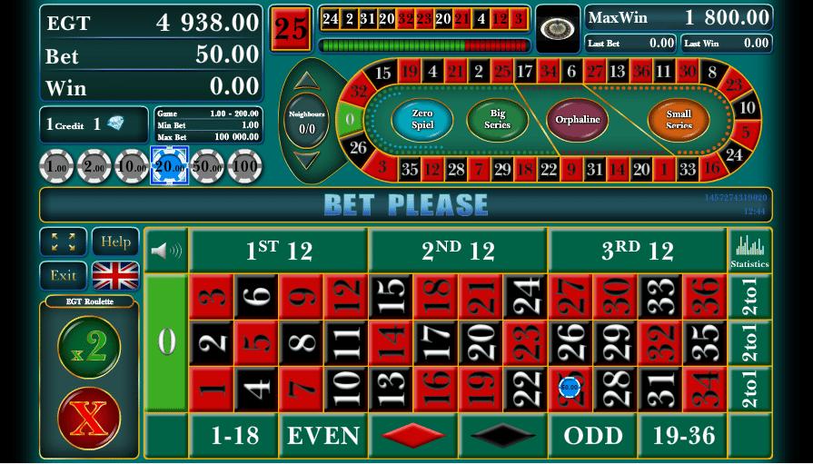 Altan poker