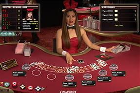 Live Dealer Casino Ruby - 50119
