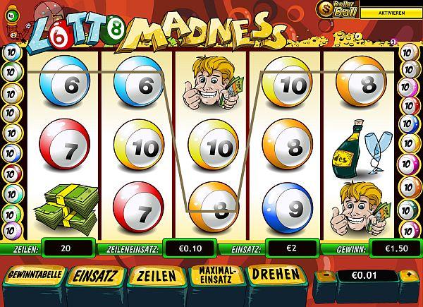 Lotto spielen Spielbanken - 55641