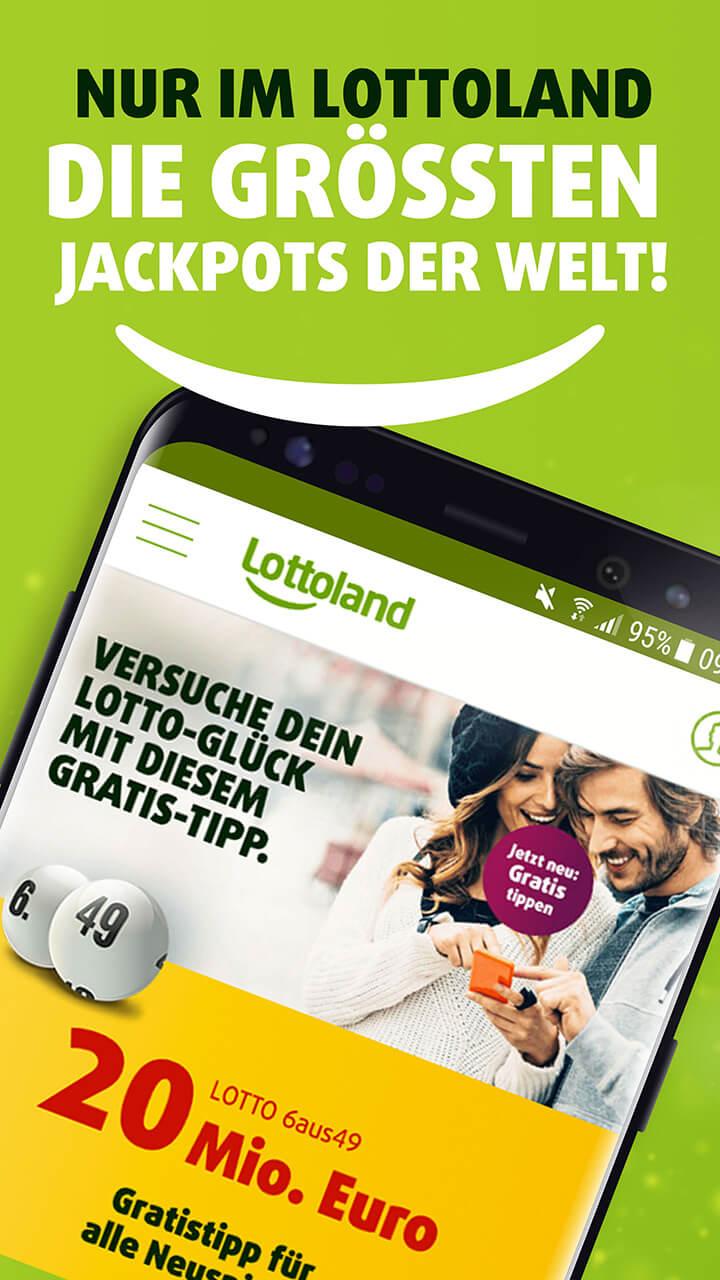 Lottoland app Ios - 92320