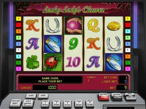 Lucky Ladys Charm - 48225
