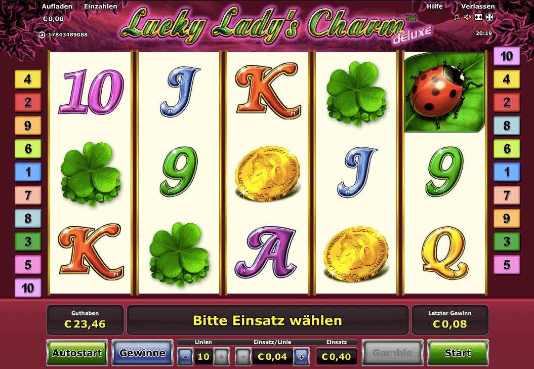 Lucky Ladys Charm - 81538
