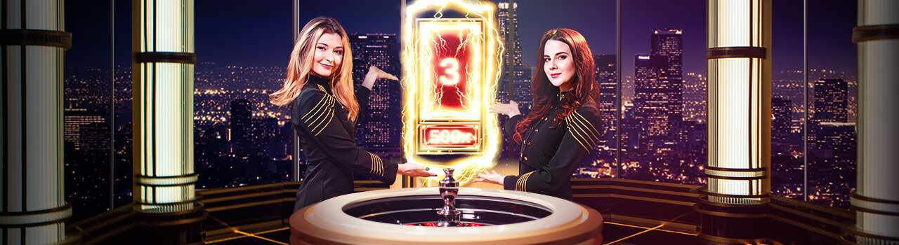 Magicred Casino Lightning Roulette - 11639