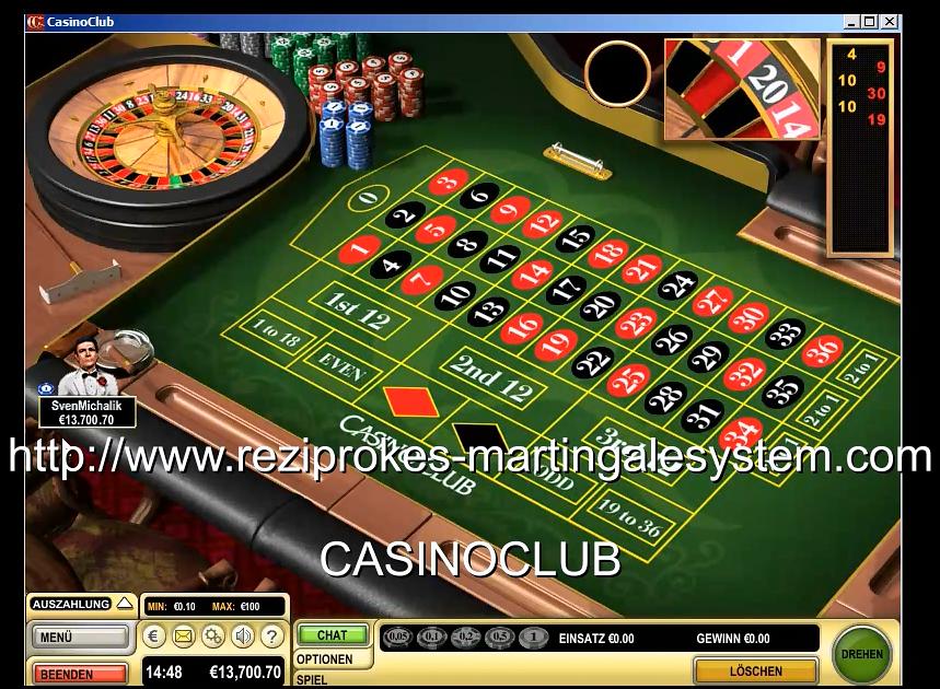 Martingale Strategie Blackjack langes - 62338