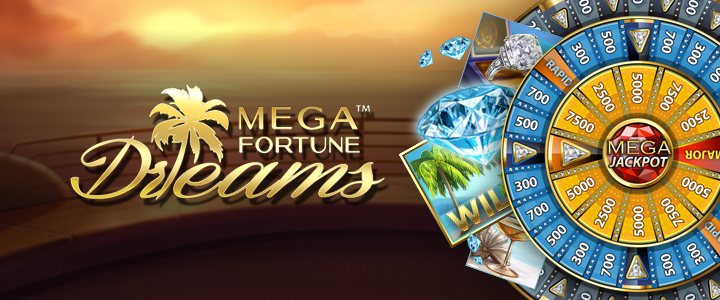 Mega Fortune Dreams - 38853