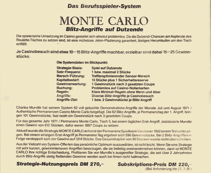 Monaco Kleiderordnung Französischem - 54788