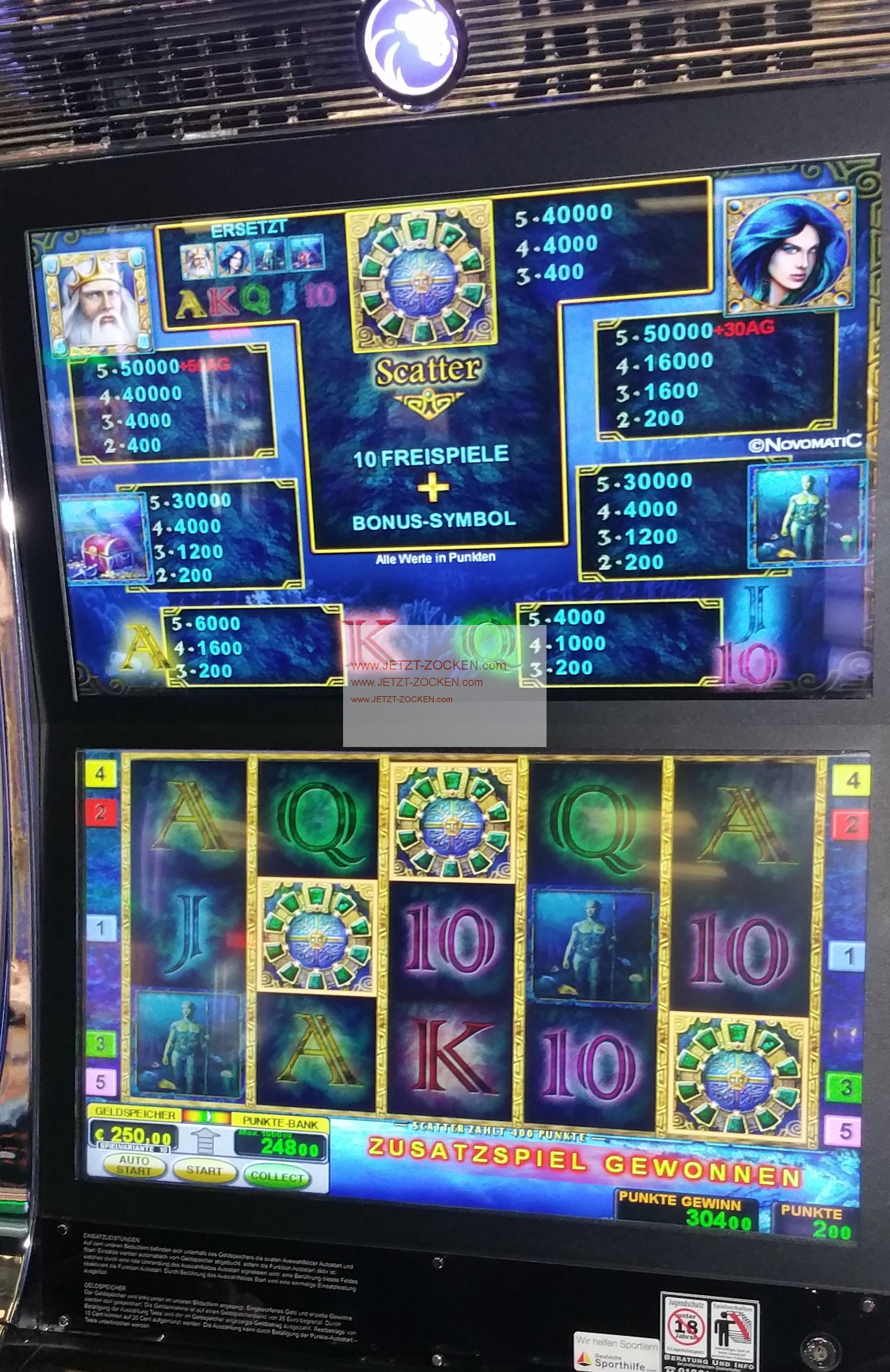 Neue Spielautomaten mit - 60569